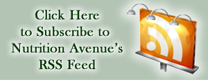 Subscribe to Nutrition Avenue's RSS Feed